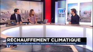 """""""Demain"""" : un film qui présente des initiatives contre le réchauffement climatique dans le monde"""
