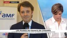 """François Baroin sur les baisses des dotations : """"Les communes ont déjà beaucoup apporté"""""""