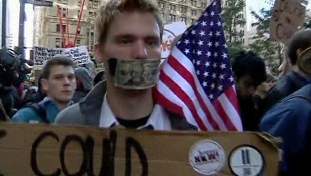 les indignés états-unis