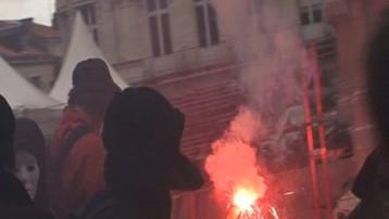Les violences à Poitiers