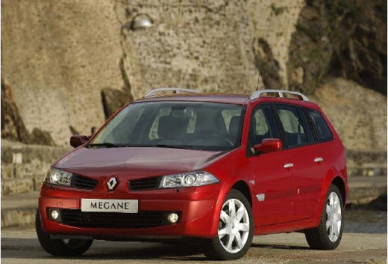 Photo 1 : MEGANE II ESTATE - 2005