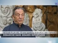 Retour à la vie, 70 ans après la libération des camps : ils témoignent