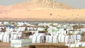 TF1/LCI : Camp de réfugiés au Darfour
