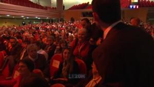 Violences à Air France : Hollande et Macron dans le viseur de la CGT