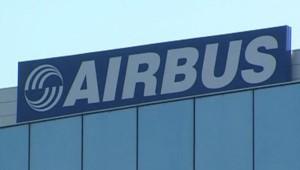 Airbus industrie pancarte EADS