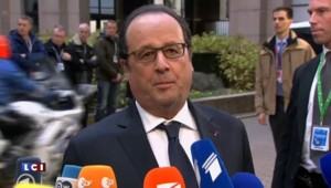 """Brexit : à Bruxelles, Hollande invite Cameron au respect des """"acquis européens""""'"""