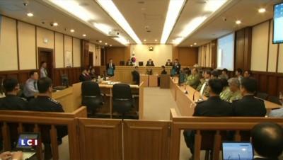 Corée du Sud: le capitaine du Sewol condamné à la perpétuité