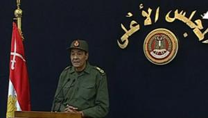 Egypte : le maréchal Tantaoui s'exprime à la télévision, 22/11/11