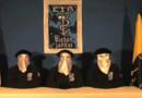 Image extraite du communiqué vidéo d'ETA annonçant un cessez-le-feu (05/10/2010)