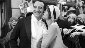 "Jean Dujardin et Bérénice Bejo dans ""The Artist"", de Michel Hazanavicius"