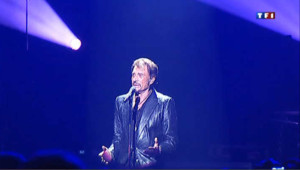 Johnny Hallyday enflamme le Royal Albert Hall de Londres