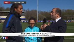 Le football féminin a la cote, il compte désormais 100.000 licenciées