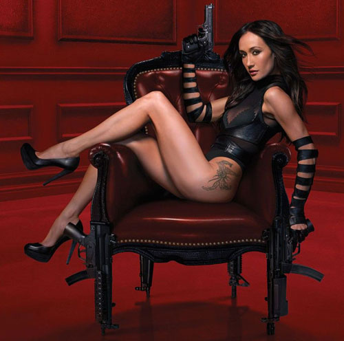Nikita - Saison 1. Série créée par Craig Silverstein en 2010. Avec: Maggie Q, Lyndsy Fonseca, Shane West et Melinda Clarke.