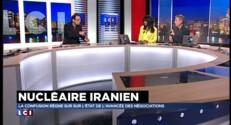 """Nucléaire iranien : """"L'accord n'est pas loin"""" pour un chercheur de l'IRIS"""