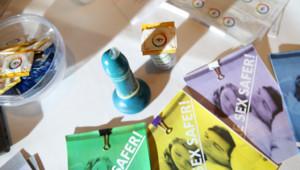 S.T.E.Y.E., le préservatif qui change de couleur au contact des bactéries