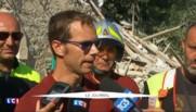 Séisme en Italie : les opérations de secours se poursuivent