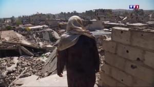 8 maisons sur 10 ont été détruites pendant la guerre : le retour des réfugiés à Kobané