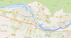 Carte de Limay dans les Yvelines