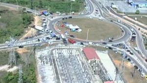 guyane blocages routiers essence