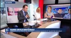 """Indonésie : les deux journalistes français libérés, """"un grand soulagement"""""""