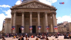 La façade du Panthéon. Photo d'illustration.