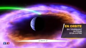 La sonde Juno en orbite autour de Jupiter