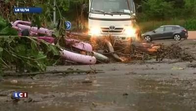 Lamalou-les-Bains : 5 morts dans un camping dévasté par les orages