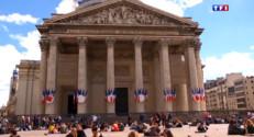 Le 20 heures du 24 mai 2015 : Geneviève de Gaulle-Anthonioz et Germaine Tillion, deux femmes au Panthéon - 983