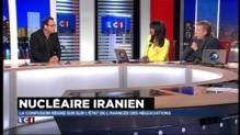 """Nucléaire en Iran : """"Discuter avec, plutôt que de l'avoir contre soi"""""""