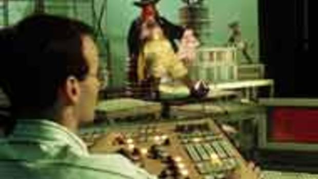 pirates caraïbe audio-animatronic robot disneyland DR : Walt Disney Imagineering