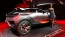 Teaser de l'émission Automoto du 12 octobre 2014 avec le concept Peugeot Quartz au Mondial de l'Automobile 2014