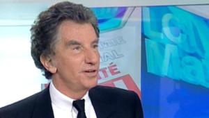 TF1-LCI, Jack Lang