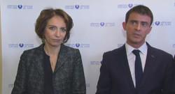 Valls et Touraine à la pitié