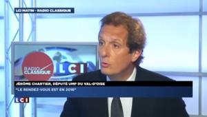"""Affaire Fillon-Jouyet : """"Une machination qui vient de l'Elysée"""" selon Chartier"""
