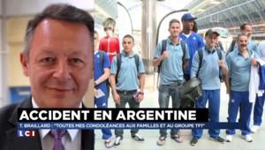 """Crash en Argentine : """"Vastine avait perdu sa petite soeur début janvier"""""""