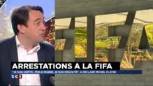 """Fifa : """"Dans les pays africains, Sepp Blatter c'est le père noël"""""""
