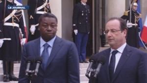 François Hollande à propos du prêtre français enlevé au Cameroun.