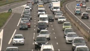 Le 20 heures du 10 juin 2013 : Mai, mois le moins meurtrier sur les routes de France depuis 1948 - 118.71086624145508