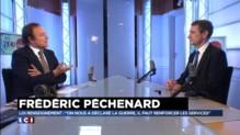 """Loi sur le renseignement : """"Nous sommes en guerre"""" selon Péchenard"""
