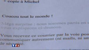 Tuerie de Nantes : les images de la lettre signée par le père