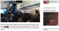 Une fausse alerte à Ebola sème la panique dans un avion