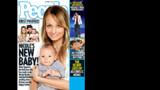 Nicole Richie présente son bébé et clame son bonheur