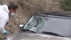 D'importants moyens ont été déployés pour retrouver le conducteur de la voiture volée.