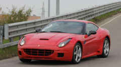 Ferrari California 2014 Scoop