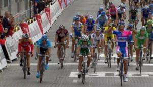 France 2 : L'arrivée du Tour de France 2007, le 29 juillet, sur les Champs-Elsyées