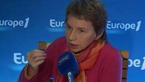 Laurence Parisot sur Europe 1 le 19 mars 2009