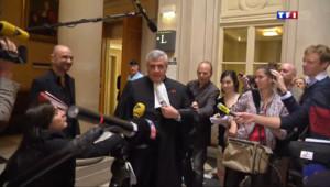 Le 20 heures du 14 mars 2014 : Sarkozy obtient le retrait des enregistrements Buisson - 1342.741