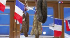 Le 20 heures du 24 mai 2015 : Le made in France fait un carton outre-Manche - 1545