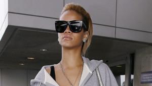 Rihanna, le 3 novembre 2009, à Los Angeles