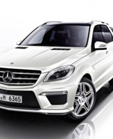 Mercedes ML63 AMG 2012